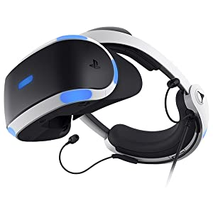 Sony PlayStation VR with VR Worlds Game (PS4)