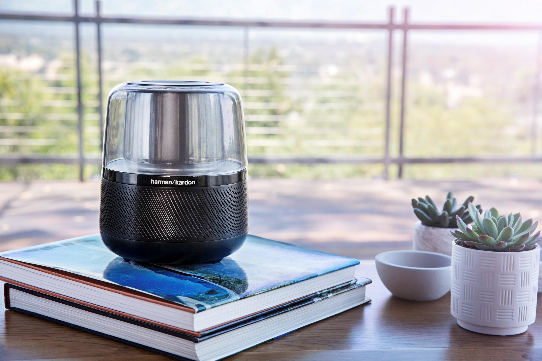 Harman Kardon ALLURE アルーア スマートスピーカー Amazon Alexa搭載