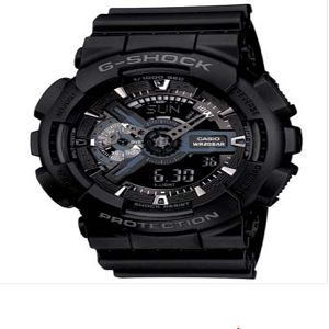 7254fbde72d Buy Casio G-Shock Analog-Digital Black Dial Men s Watch - GA-110 ...