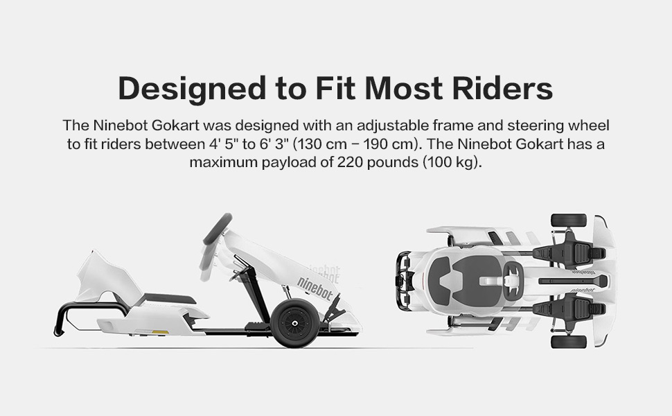 Ninebot GoKart Kit For Xiaomi