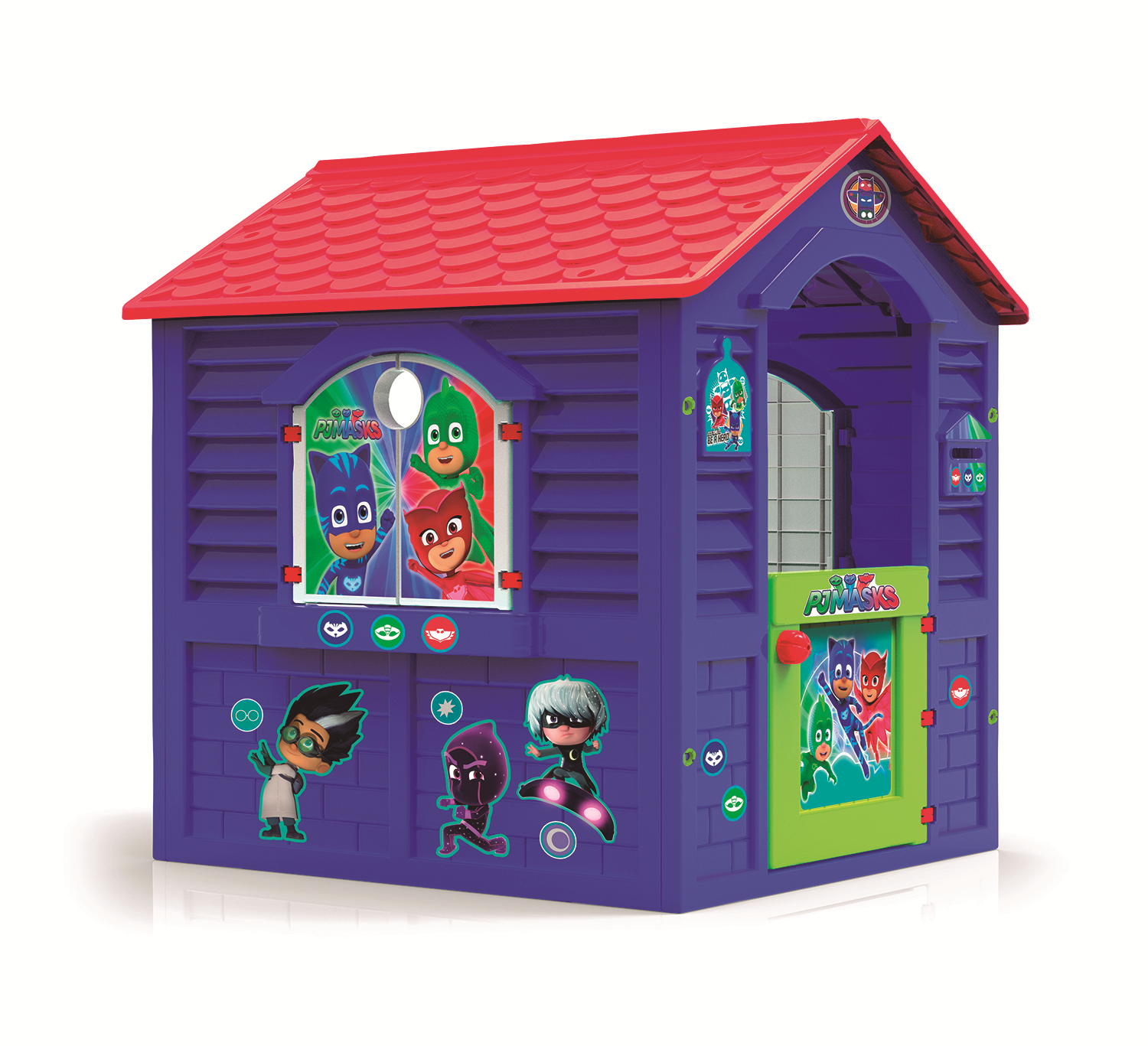 PJ Masks - Casita (Fábrica de Juguetes 89577.0): Amazon.es ...