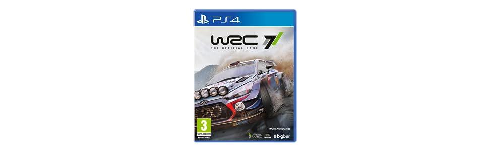 WRC 7. World Rally Championship 7: The Official Game - Versión Española (PS4): Amazon.es: Videojuegos