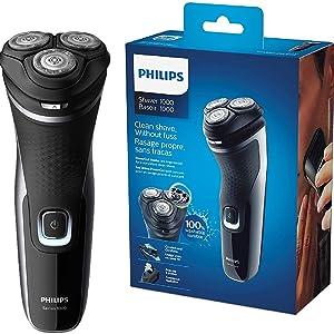 Philips Serie 1000 S1332/41 - Afeitadora eléctrica para hombre con ...