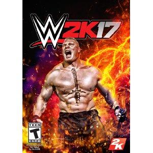 Buy WWE 2K17 - PlayStation 4 Online at Low Prices in India | 2K