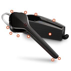 Plantronics Voyager Edge Monoauricular Bluetooth