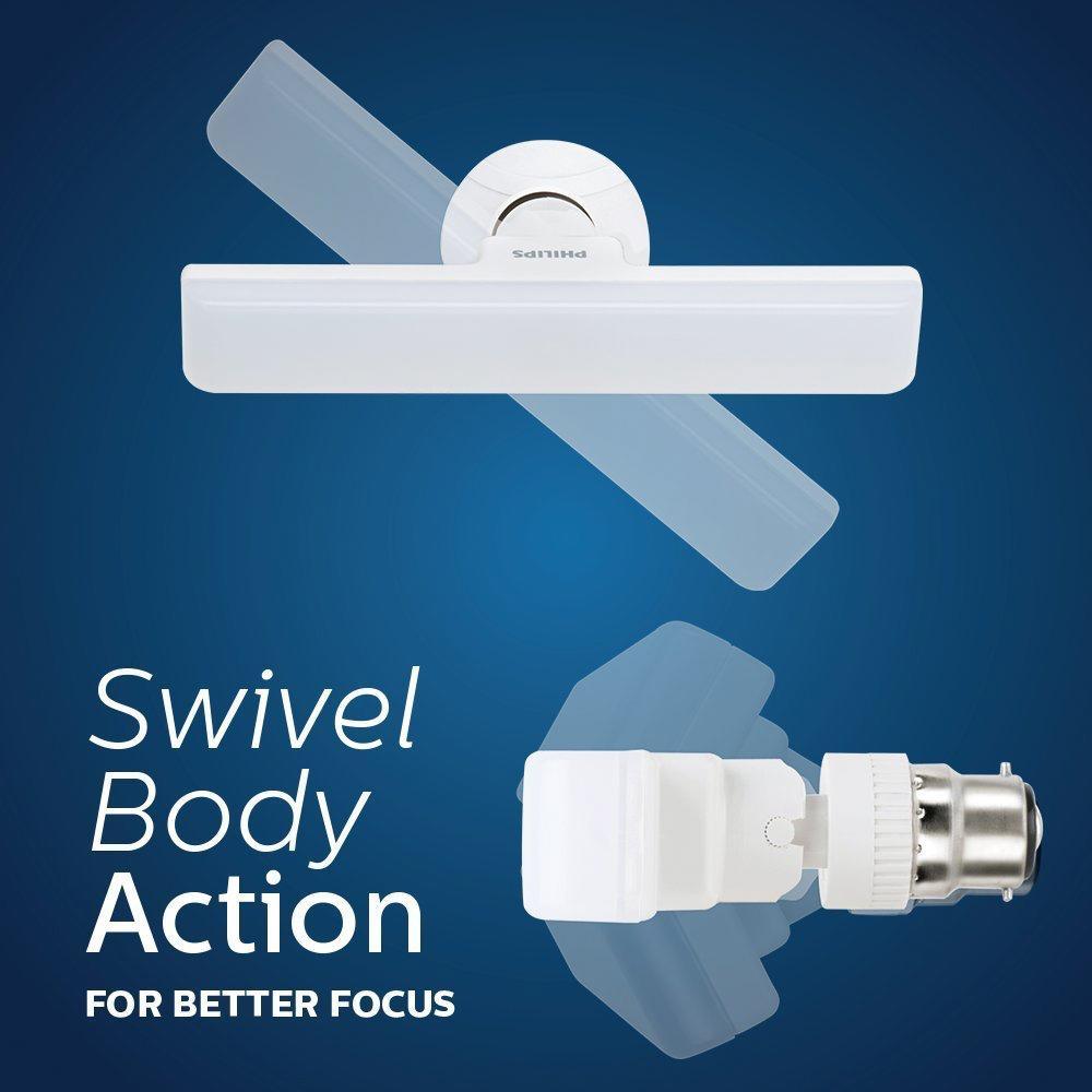 Philips T Bulb 10 Watt Led Bulb Base B22 Cool Daylight Pack Of 2 Amazon In Home Amp Kitchen