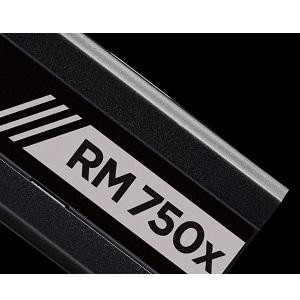 Corsair RMx 80PLUS GOLD 認証取得 静音電源ユニット