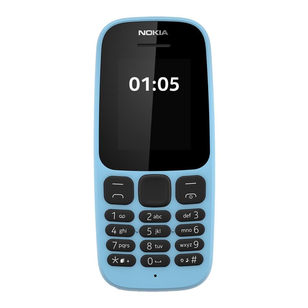 finest selection fbd60 62884 Nokia 105 (White)