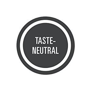 taste-neutral