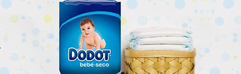 Dodot - Pañales para bebé, talla 2, 40 unidades: Amazon.es: Salud y cuidado personal