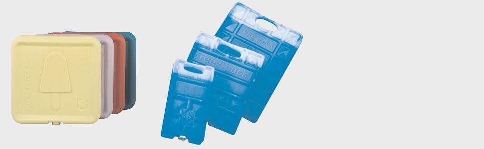 Campingaz 9377 Acumulador Frio, Unisex, Azul, 18 x 9 4 x 3 2 cm