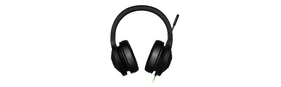 Razer Kraken - Auriculares Gaming Profesionales para Xbox One, Color Negro