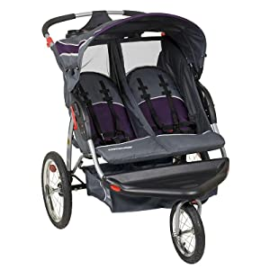 Amazon.com : Baby Trend Expedition Double Jogger, Elixer ...