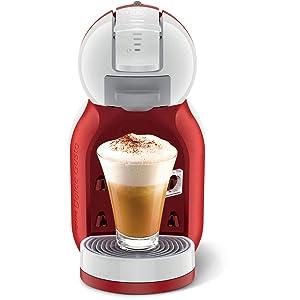 NESCAFÉ Dolce Gusto MiniMe Coffee Machine - Red