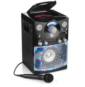 Amazon Com Singing Machine Sml385btw Top Loading Cdg