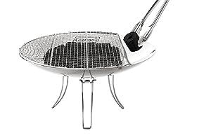 コールマン 焚火台 ファイアーディスク 2000031235 BBQ・ダッチオーブンにも対応