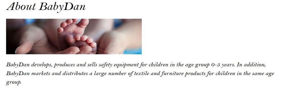 BabyDan Multidan Extending Wooden Safety Gate