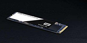 WD Black PCIe de 256 GB, Disco de Estado sólido SSD de Alto ...