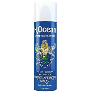 Amazon Com 4oz Piercing Aftercare Spray Beauty
