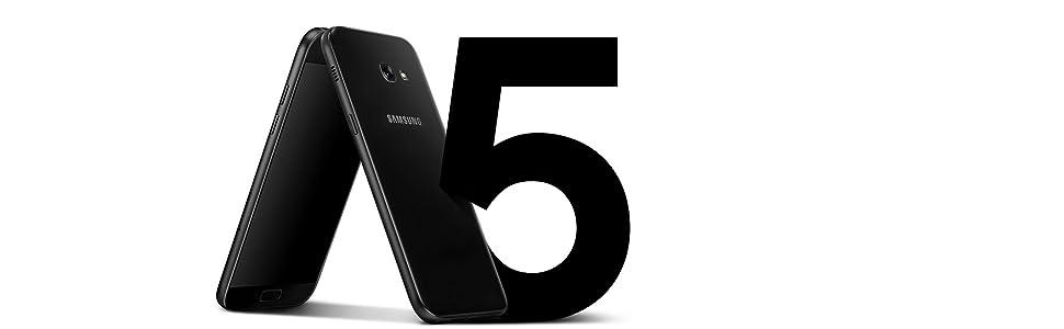 Samsung Galaxy A5 (2017) LTE SM-A520F Negro SIM Free- Versión ...