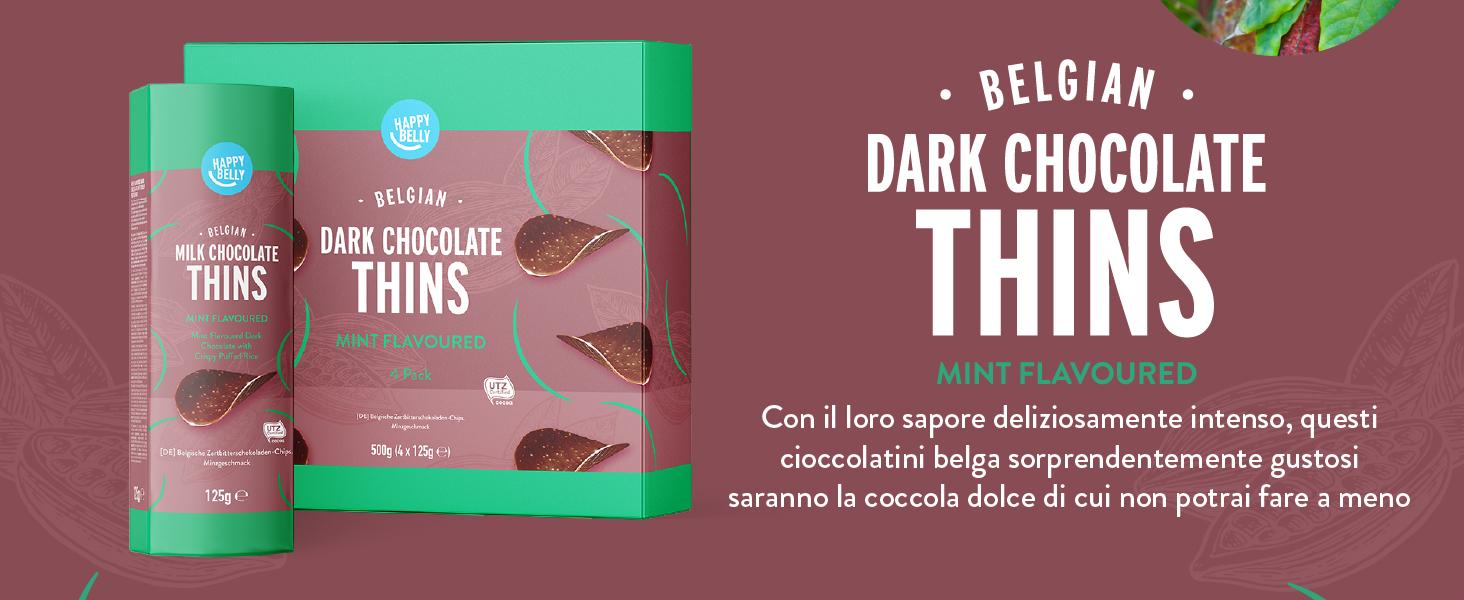 Con il loro sapore deliziosamente intenso, questi cioccolatini belga sorprendentemente