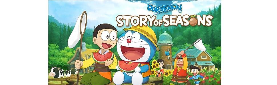 Doraemon: Story of Seasons: Amazon.es: Videojuegos