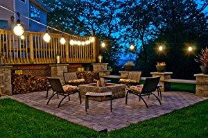 Create a Warm Patio Glow