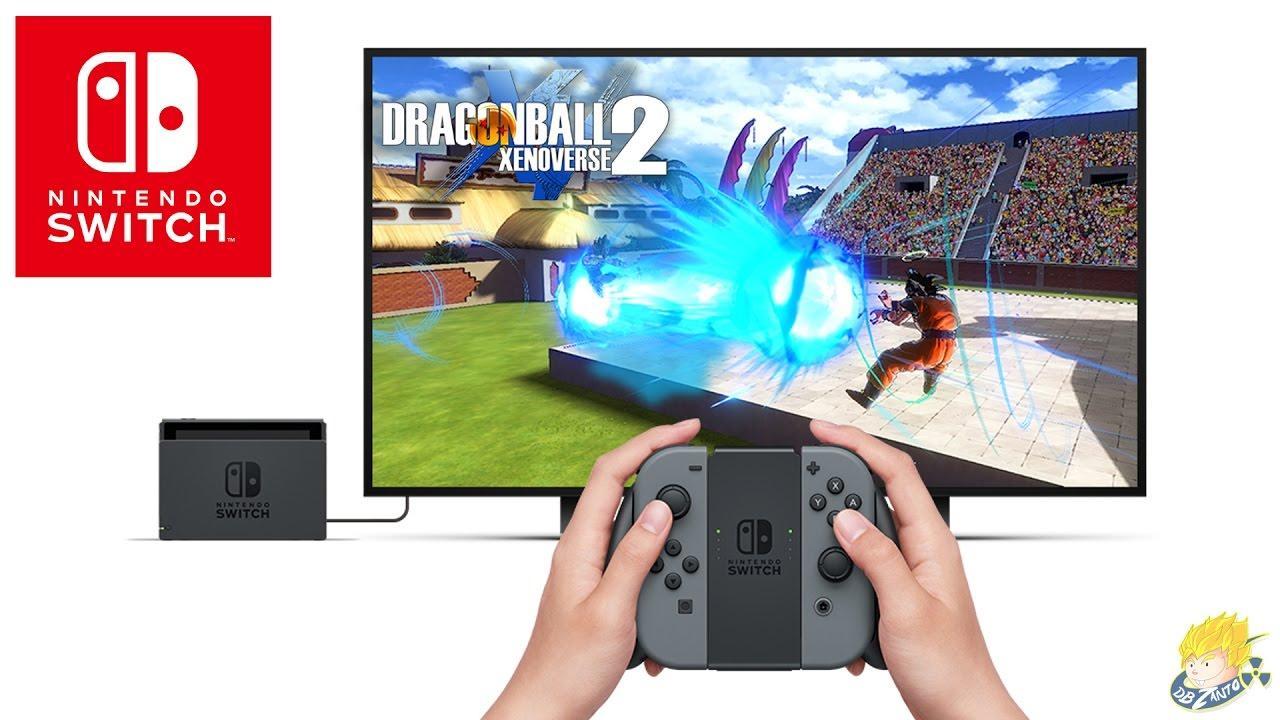 Amazon.com: Dragon Ball Xenoverse 2 - Nintendo Switch