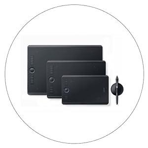 【Amazon.co.jp 限定】【Amazon.co.jp限定】 ワコム ペンタブレット Wacom Intuos Pro Sサイズ アマゾンオリジナルデータ