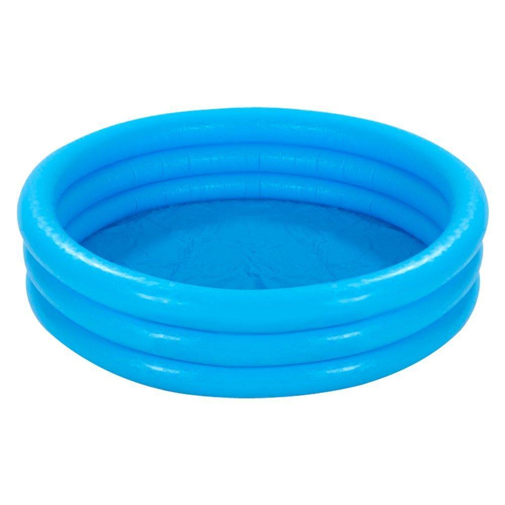 Intex piscina hinchable 3 aros azul 168 x 38 cm 481 - Amazon piscinas hinchables ...