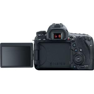 Canon EOS 6D Mark II Body, 26.2 MP, DSLR Camera, Black