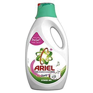 Ariel Power Gel Washing Detergent With Touch Of Downy - 1.8L