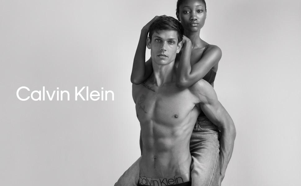 Geile Freundin Calvin Klein