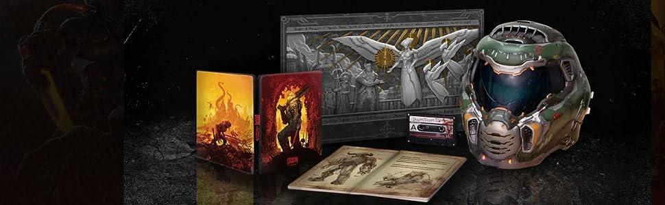 Doom Eternal Edición Coleccionista - PS4: Amazon.es