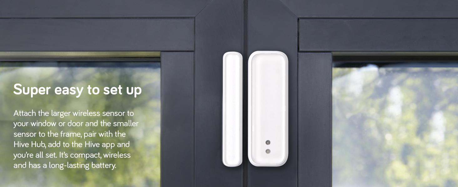 Home, Furniture & DIY brand new HIVE Window or Door Sensor