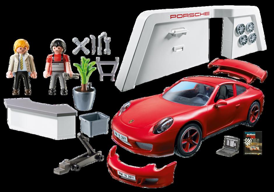 Playmobil Porsche 911 Carreras S 3911: Amazon.es: Juguetes