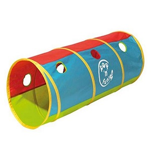 Worlds Apart Pop Up Play Tunnel by Kid Active