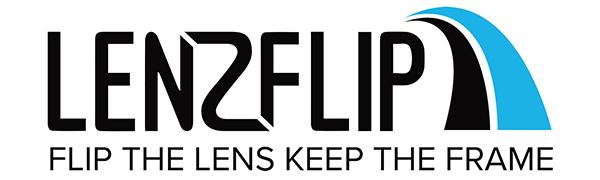 LenzFlip logo
