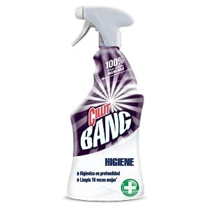Cillit Bang Higiene - Limpiador higienizante en spray, pack de 4 x ...