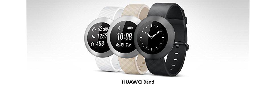 HUAWEI BO - Pulsera cuantificadora, Compatible con Android e iOS ...