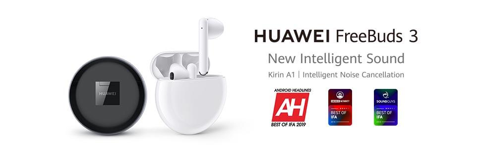 Huawei FreeBuds 3 Earphones
