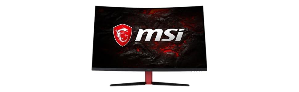 MSI Optix AG32CQ - Monitor Gaming Curvo de 32