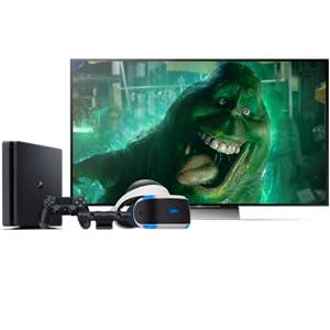 Sony - PlayStation VR Casco De Realidad Virtual Mk4/SPA + VR ...