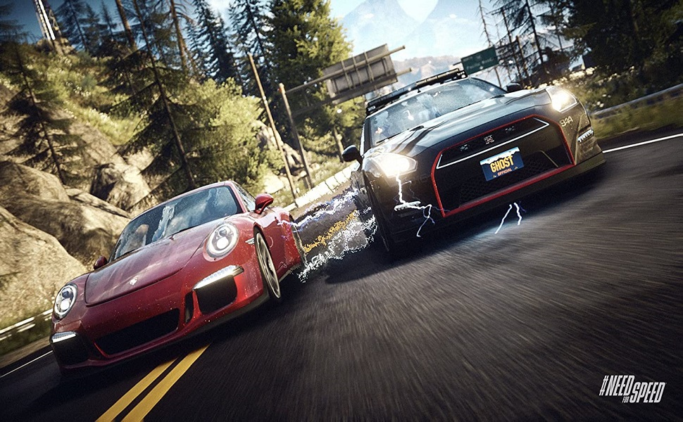 Need For Speed Rivals Electronic Arts Video Games