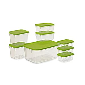 All Time Plastics Polka Container Set