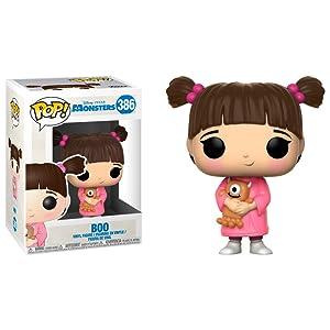 Funko- Pop Vinilo: Disney: Monsters Inc: Boo, Multicolor (29392)