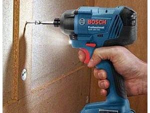 BOSCH(ボッシュ) 18Vバッテリー インパクトドライバー GDR18V-160