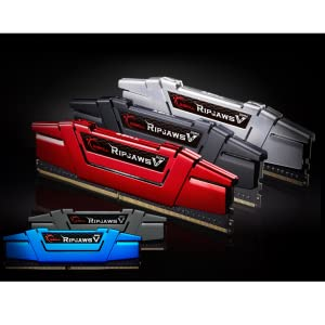 G Skill F4-3200C16D-32GVK - Tarjeta de Memoria de 32 GB, Color Negro