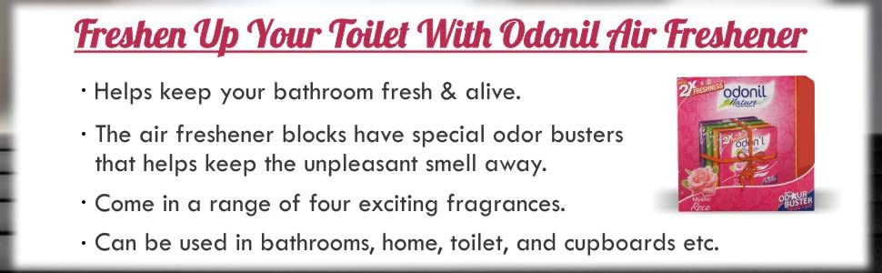 Odonil Toilet Air Freshener