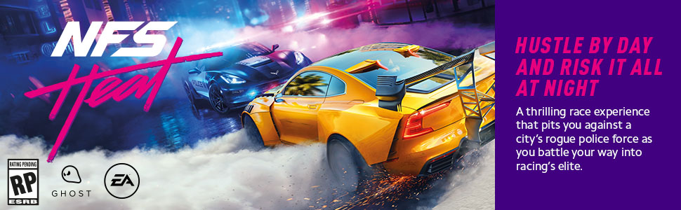 Need for Speed (NFS) Heat 2019 (PS4)